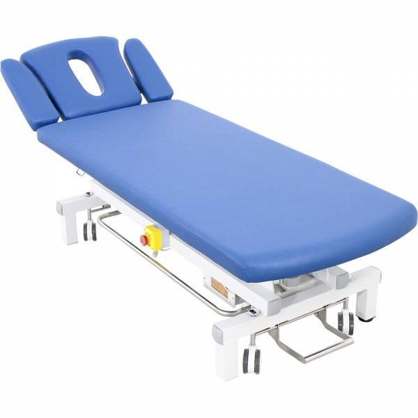 Lettino da massaggio d807 lettino di trattamento con interruttore rotante a 4 colori
