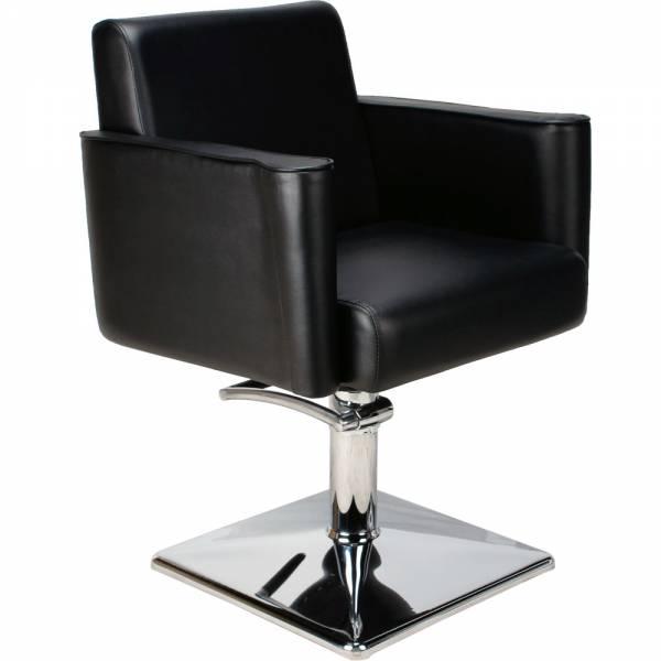 Friseurstuhl 205497 schwarz
