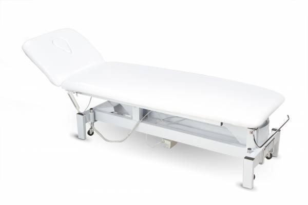 elektrische Behandlungsliege 002301 weiß