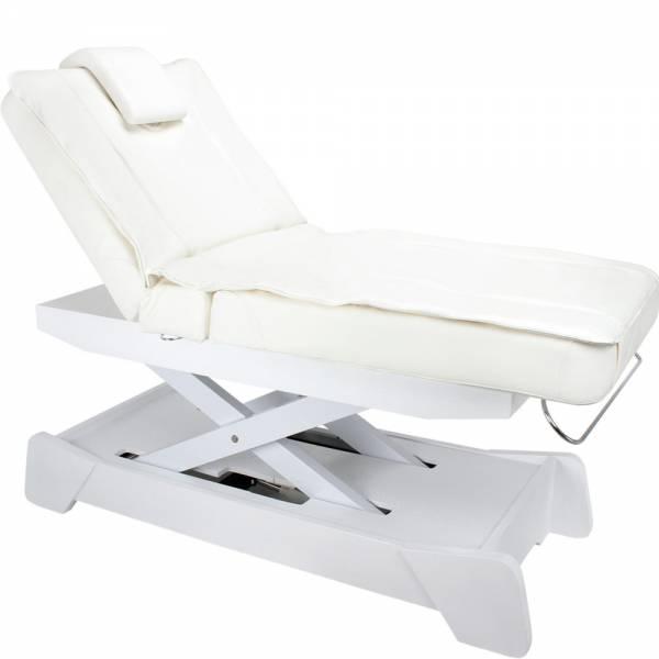 Massage table 000208 white