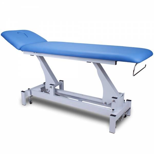 elektrische Behandlungsliege 072301 blau