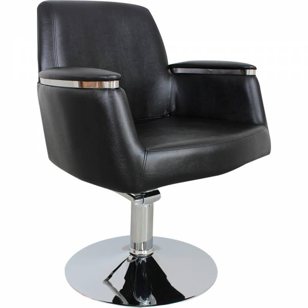 Friseurstuhl s50562 schwarz