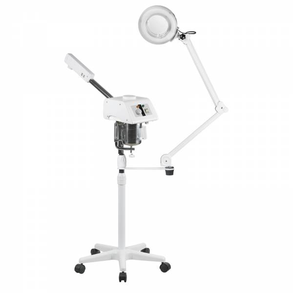 Kombigerät 2in1 Vapozon Lupenlampe 500800A