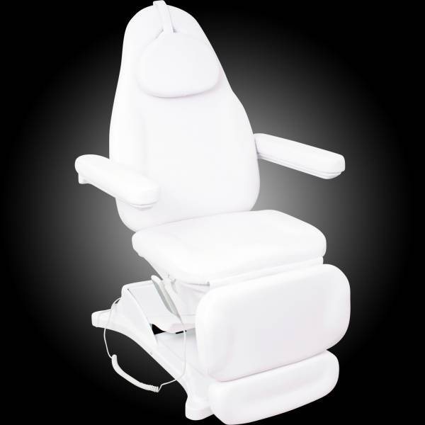 108194 Cosmetic Chair White with 3 Motors