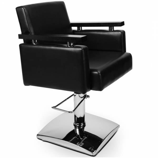 Friseurstuhl 205166 schwarz